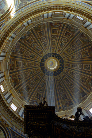 [Photograph: Michelangelo's Dome]